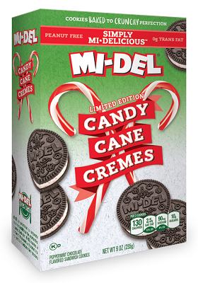 Simply MI-DELICIOUS Candy Cane Cremes